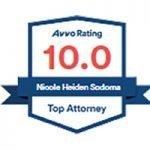 Nicole Heiden Sodoma Avvo Top Attorney