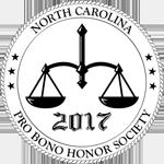 NC Pro Bono Honor Society